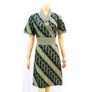 Model Baju Batik Terbaru dan Trend Batik Modern 2013
