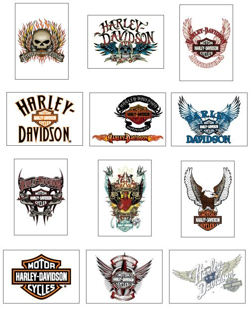 Harley Davidson Tattoos For Women  Art