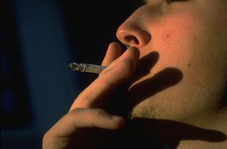 Por qué la cerradura cuando ha dejado a fumar