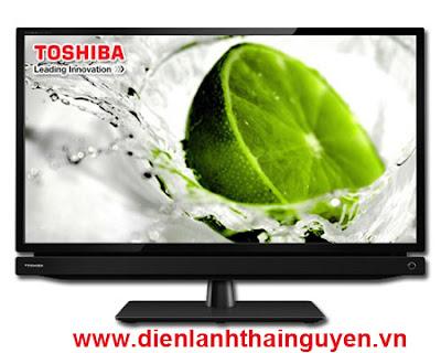 Trung tâm bảo hành tivi Toshiba tại Thái Nguyên
