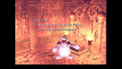 Il difetto di Final Fantasy VII