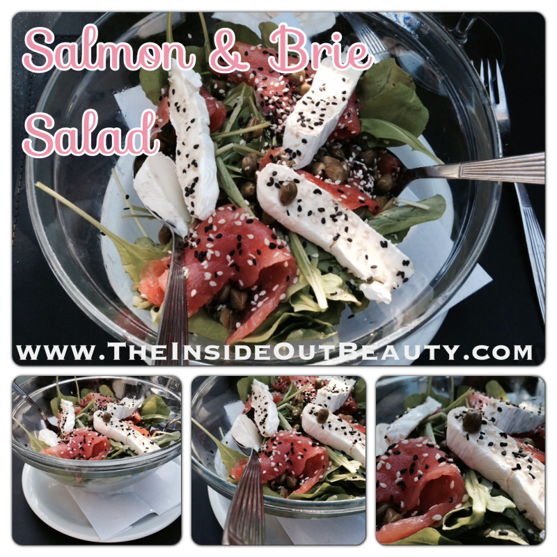 http://www.theinsideoutbeauty.com/2013/11/food-salmon-brie-salad.html