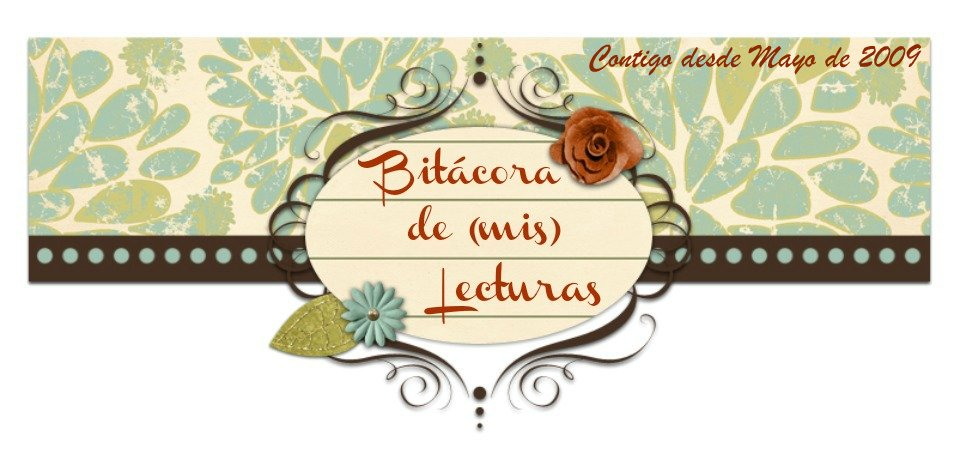 Bitcora de (mis) lecturas
