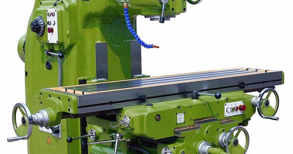 Types Of Milling Machine Q Hunt