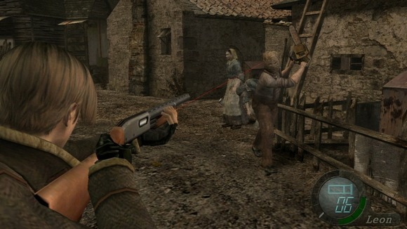 resident evil 4 pc game screenshot 4 Resident Evil 4 (PC/MulTi5/ISO) RePack