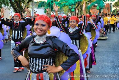 Aliwan Fiesta 2013 Hermosa Festival of Zamboanga City