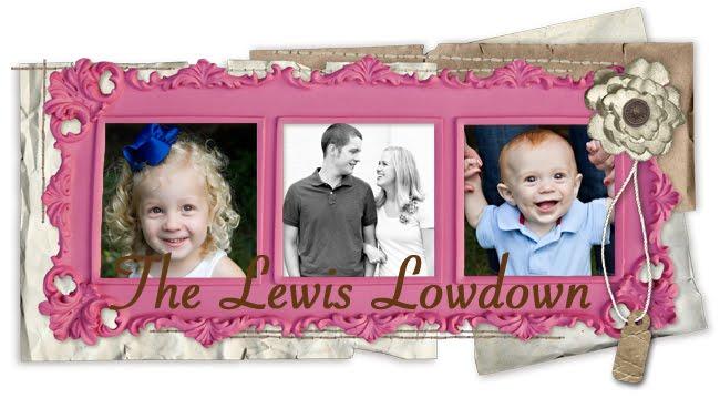 The Lewis Lowdown