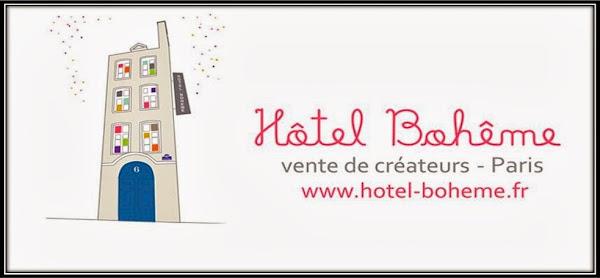 hotle bohème 44 créateurs ethiques mode beauté déco maison enfants mariquinerie rue Beauregard Paris 2ème 12 et 13 octobre