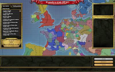 Mapa europa universalis