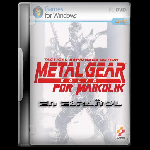 Metal Gear Solid Full PC en Español