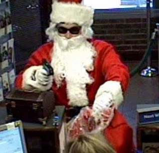 christmas day armed robbery