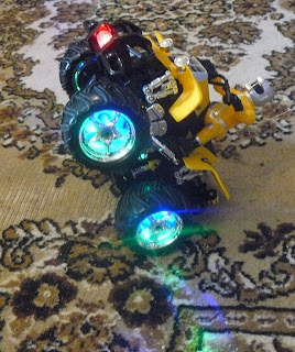 Radio Controlled Quad Bike