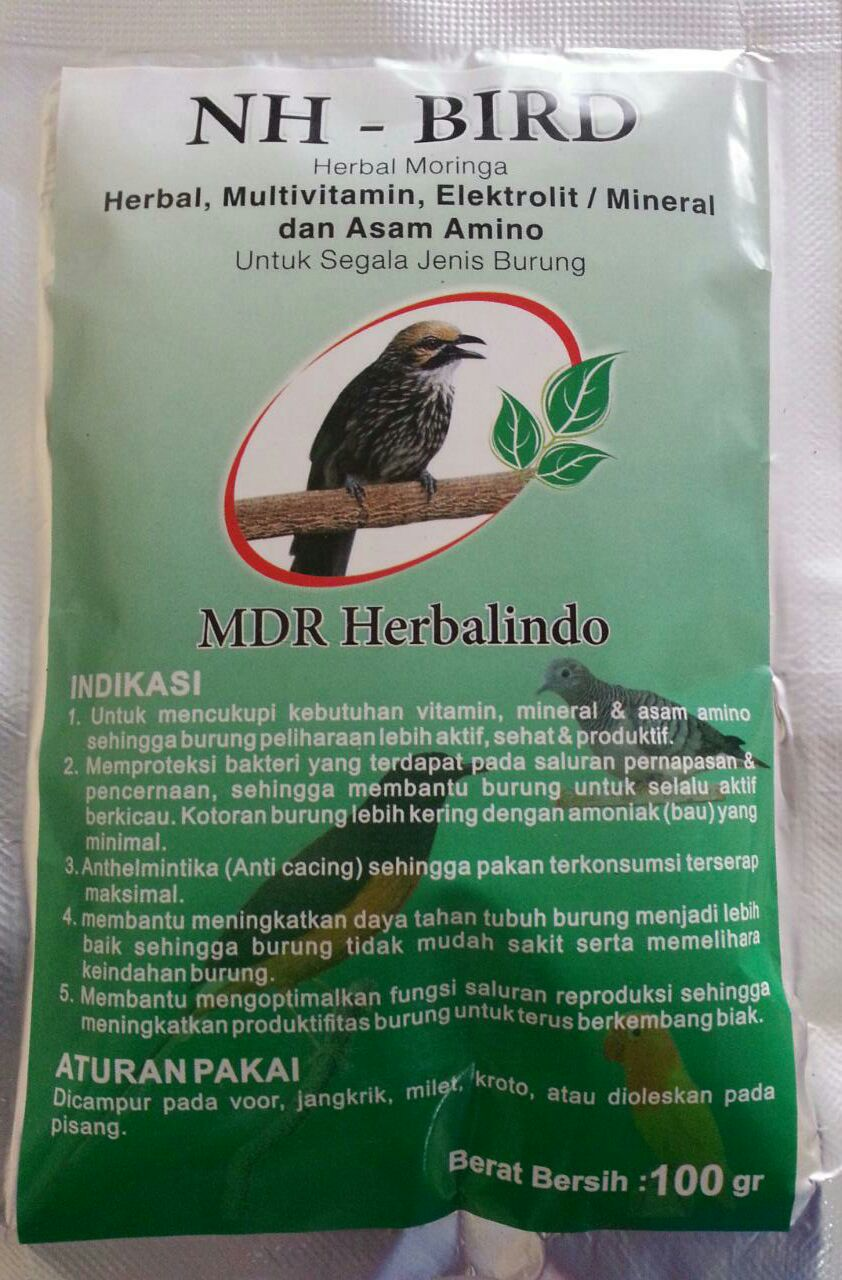PRODUK NH BIRD