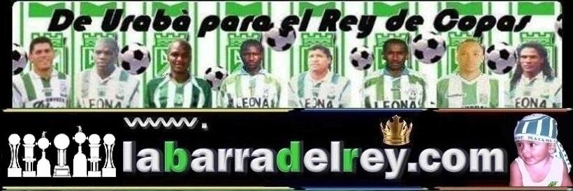 www.labarradelrey.com - REY DE AMÉRICA 2016