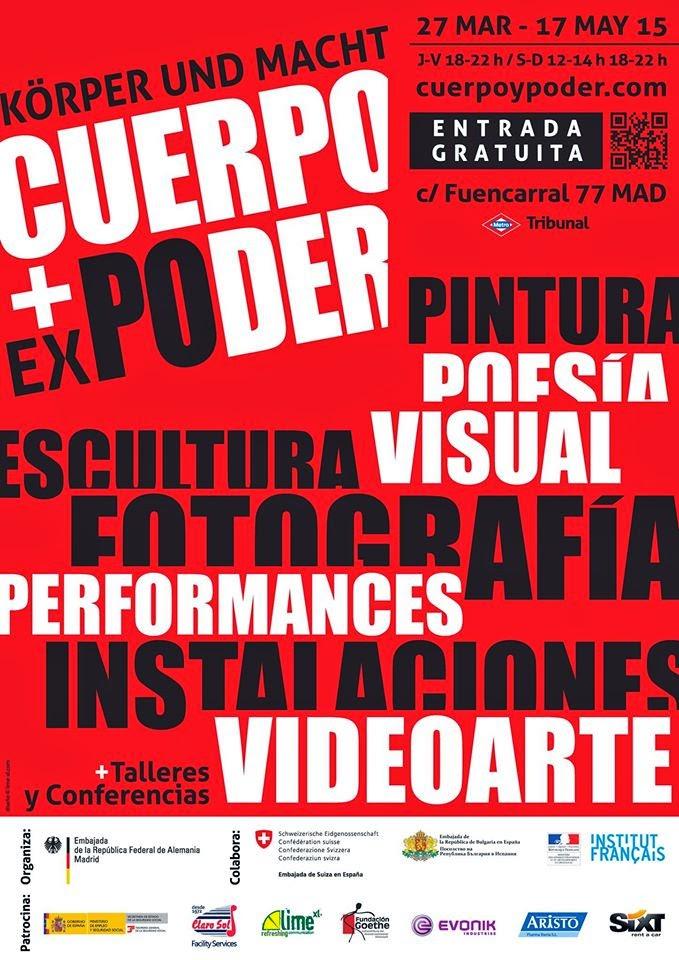 """""""Cuerpo"""",""""Poder"""",""""Fuencarral"""",""""pasaje"""",""""77"""",""""Almudena"""",""""Mora"""",""""Max"""",""""Meier"""",""""Arte"""",""""galería"""",""""Tribunal"""""""