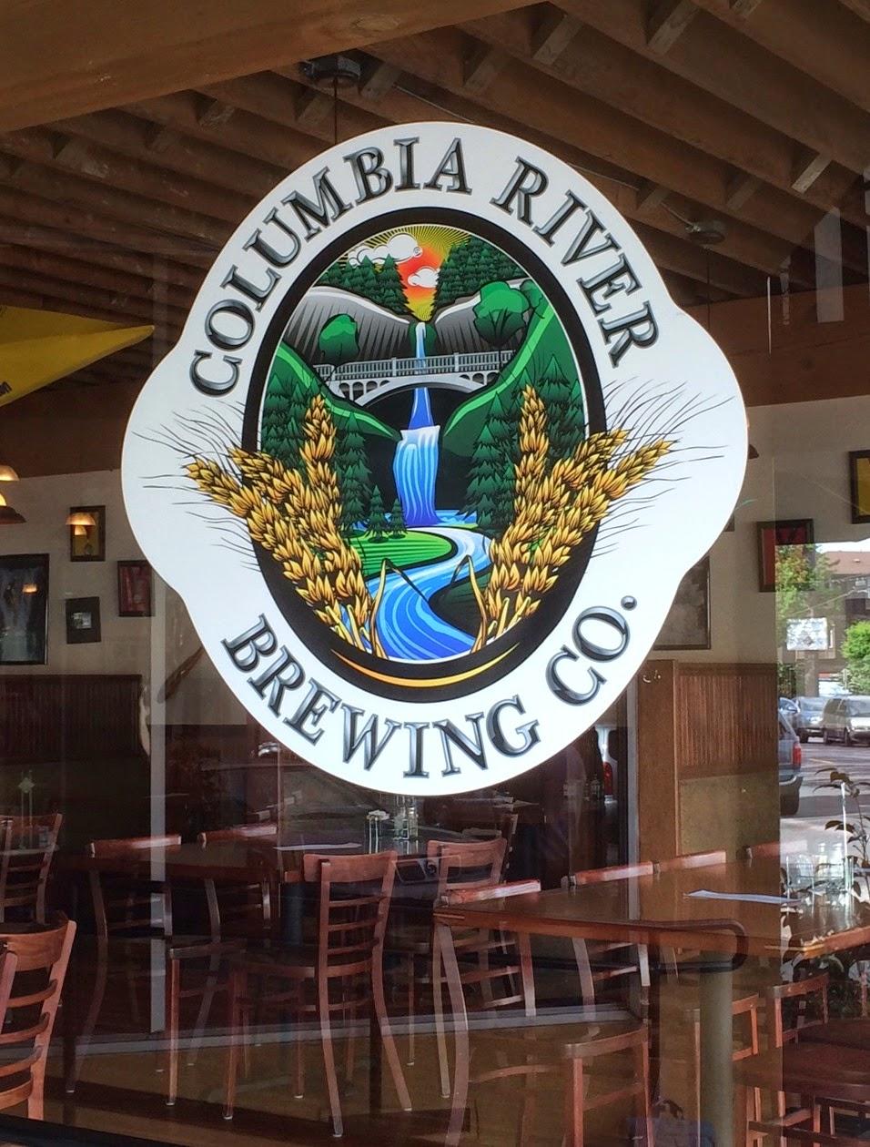オレゴン ポートランド ビール コロンビア
