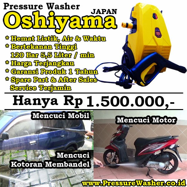pressure washer indonesia