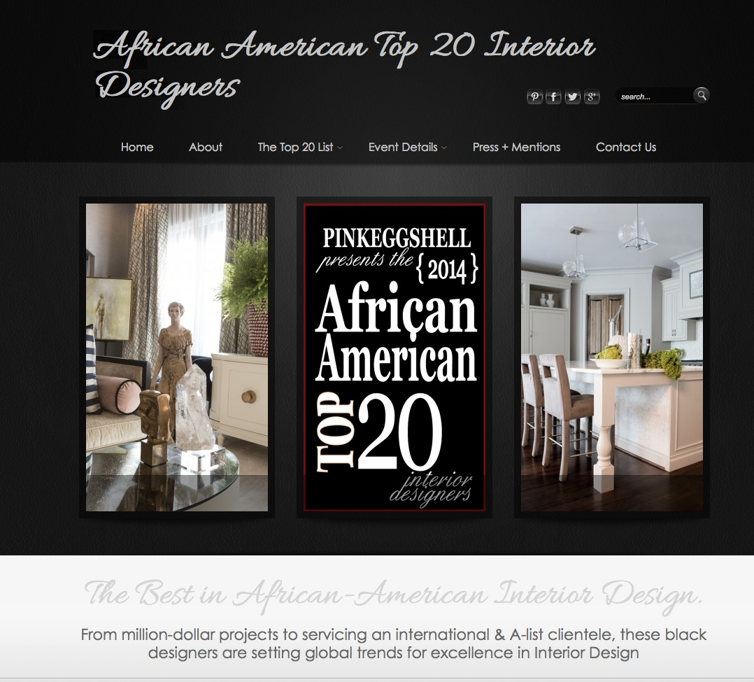 We Can Help You Find An African American Interior Designer