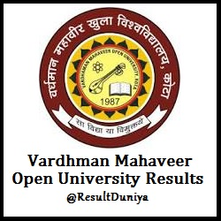 VMOU BA 1st 2nd 3rd Year Result 2015