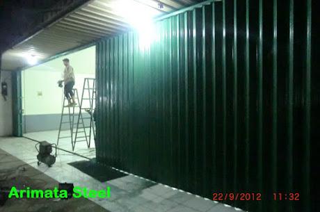 gambar untuk folding gate harga
