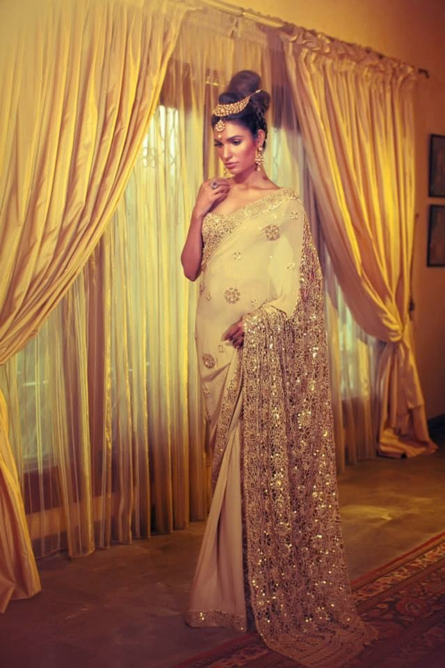 Handmade Embroidered Dresses for Brides