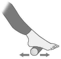 Foot Stretches Exercises for Plantar Fasciitis Stretching device