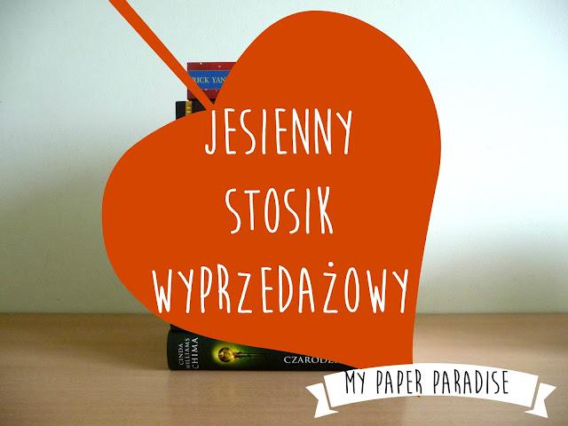 stosik blog książkowy