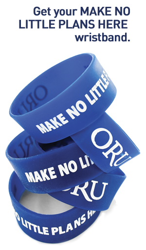 Get Free ORU Wristband Worldwide