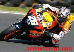 TOUR MOTO GP SERIES