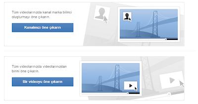 Youtube Kullanım Stratejim - Kanal Ayarları ve Linkleme