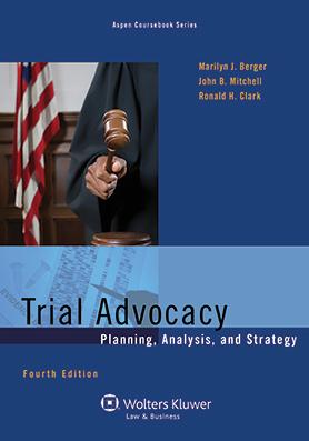 Trial Advocacy Book