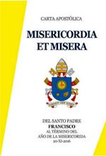 Cloenda Any de la Misericòrdia