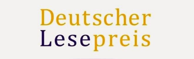 Deutscher Lesepreis 2014