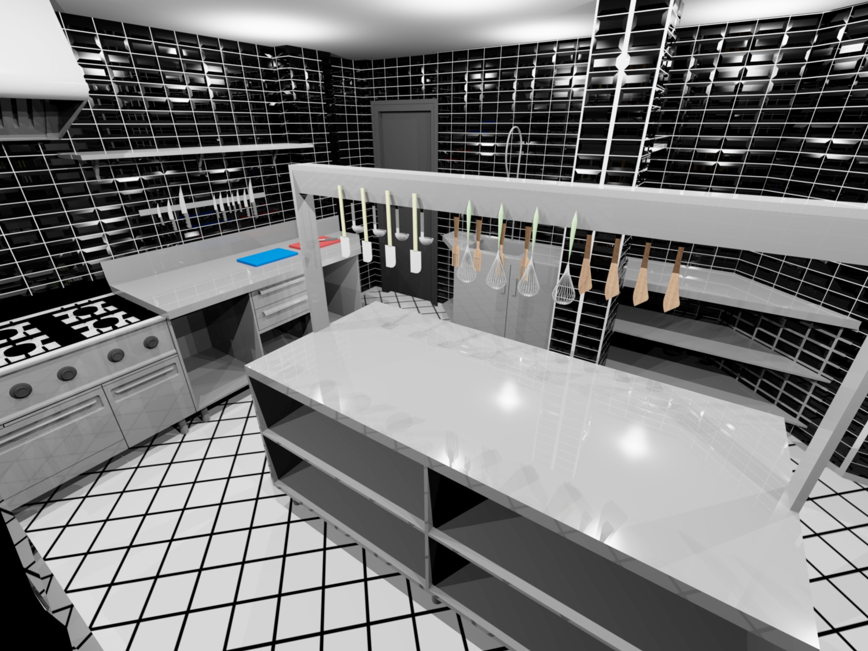 Dec up 4 proyecto restaurante for Proyecto cocina restaurante