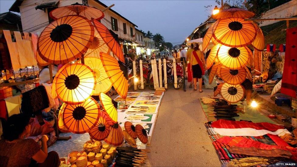 Luang Prabang travel 2