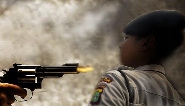 Penembak Polisi belum Terungkap, ini Kata Pengamat