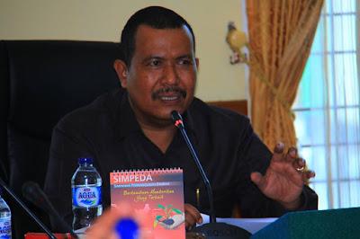 Mardison Jadwalkan Pembahasan 3 Ranperda dan Sejumlah Agenda DPRD
