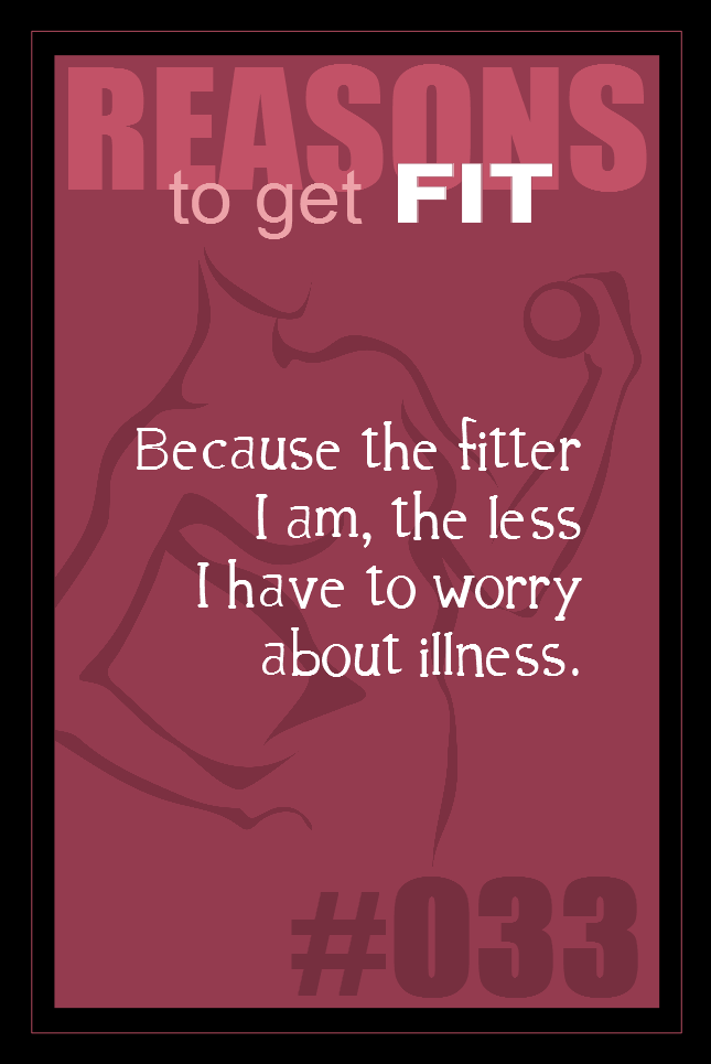 365 Reasons to Get Fit #033