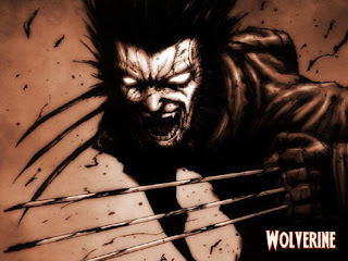 wolverine anime wallpaper x-man cartoon 2 marvel claw dark beast