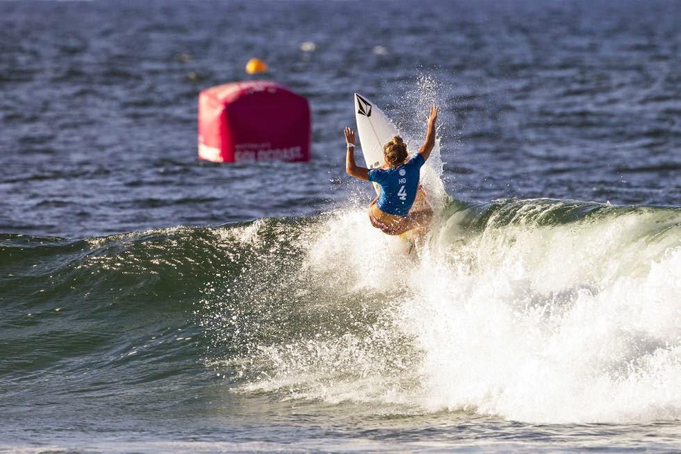 1 Roxy Pro Gold Coast 2015 Coco Ho Foto WSL Kelly Cestari