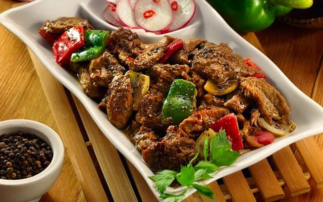 Resep kambing masak lada hitam nikmat dan lezat
