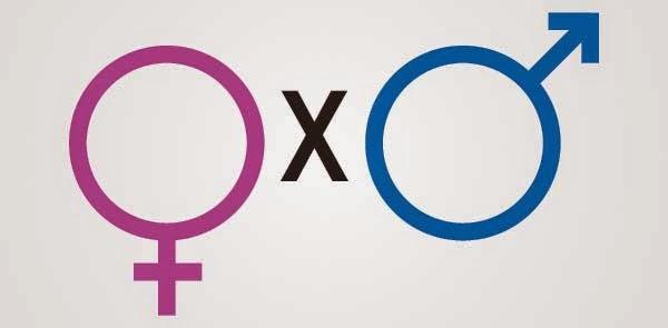12 diferenças gritantes entre homens e mulheres