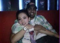 foto Syahrini dengan Glenn Fredly