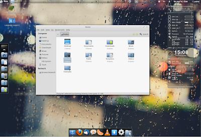 Pinguy OS 12.04 - Hackem