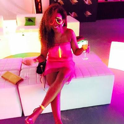 Photos of Genevieve Nnaji in Mauritius 1067911076713654589_29508641