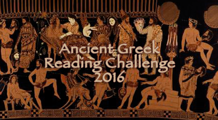 Ancient Greek Reading Challenge 2016