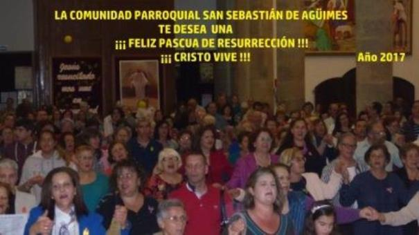 FELIZ PASCUA A TODOS  2017