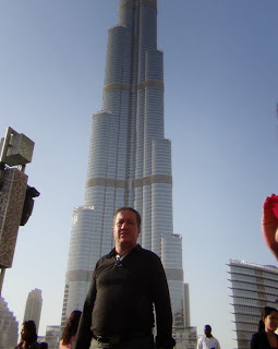 Khalifa Tower is the world's tallest building