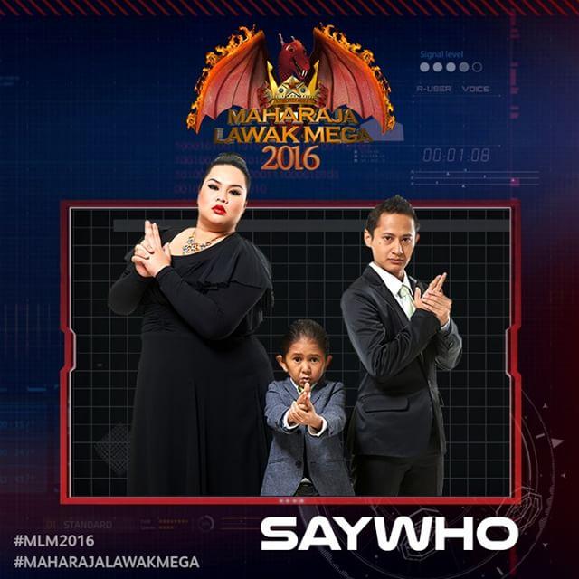 SAYWHO MLM 2016