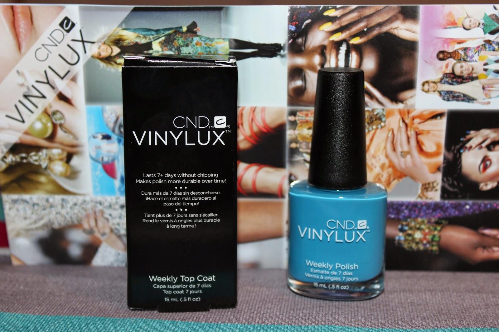 Cerulean Sea de CND Vinylux